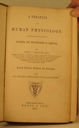 A Treatise on Human Physiology.