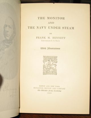 The Monitor and the Navy Under Steam